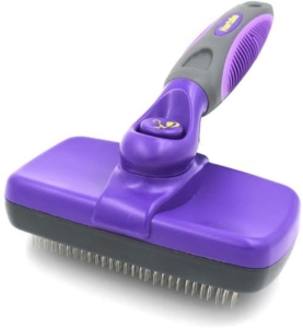 Hertzko Self Cleaning Slicker Brush - Top Rated