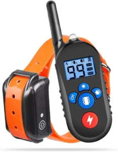 Petrainer PET998DBB Waterproof Shock Collar